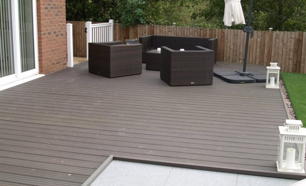 Upvc Decking By Uneek International